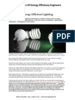 "Lighting Efficiency ""2013"" Dr Mohamed Helal"