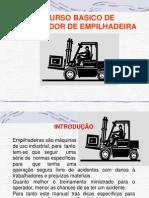 Empilhadeira Port