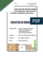 Registro de Imagenes