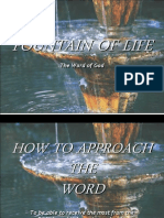 How to Approach the Word