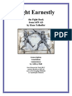 Fight Earnestly Talhoffer s 1459 Fight Manual