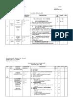 Planificare Anulala Calendaristica cls a V a
