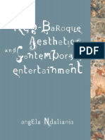Angela Ndalianis-Neo-Baroque Aesthetics and Contemporary Entertainment (Media in Transition)(2004)
