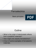 Ferro Electrics