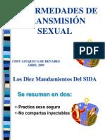 enfermedadesdetransmisionsexual2009-111228114410-phpapp01