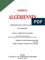 Corsaires Esclaves Et Martyrs de Barbarie -1857