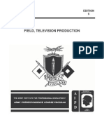Field Television Production SS 05476