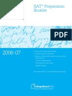 SAT PREP 2006-2007