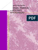 Manual Para El Enologo Aficionado