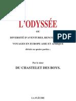 L'Odyssée DIVERSITÉ D'AVENTURES, RENCONTRES ET VOYAGES EN EUROPE ASIE ET AFRIQUE- Chastelet_des_boys-1665