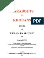 Marabouts et Khouans- 1884