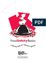 FoodSafetyBasics a Referance Guide for Foodservice Operators