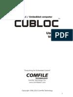 Cub Loc Touch Manual