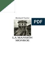 Taylor, Richard - La mansión Monroe
