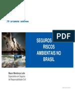 Seguro Ambiental No Brasil-Dr.mauro Mendonca Leite