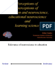 GeakeJ Neuroscience of Learning
