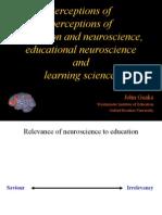 GeakeJ Neuroscience of Learning