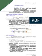 1.3. Grafemática e ortografía
