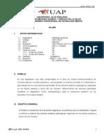 Clase 0.0. Patologia General Silabo