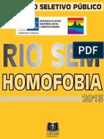 (D00095)Rio Sem Homofobia