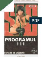 55454699-Gerard-de-Villiers-Colecția-S-A-S-Programul-111-Volumul-1