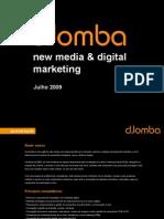 dJomba - apresentação geral
