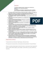Trastorno de déficit de atención e hiperactividad para la tesis