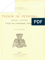 Alexandru Odobescu, Le trésor de Pétrossa