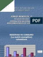 Conferencia Colombia - Los Biocombustibl Presente y Futuro