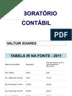Imposto Renda 2012