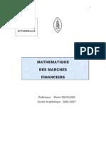 mathématiquedesmarchésfinanciers-pierredevolder1
