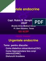 Urgente Endocrine [Romana]