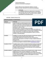 Actividad - Glosario  Evaluación Psicopedagógica