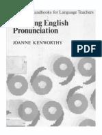Teaching English Pronunciation -JOANNE KENWORTHY