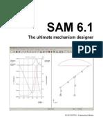 SAM 61 - The Ultimate Mechanism Designer