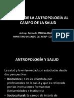 Aportes de la Antropología al campo de la Salud - ARMANDO MEDINA