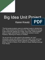 kreutz karen dreams and stories power point
