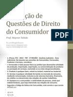 Questões de direito do consumidor