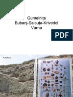 Gumelniţa - Bubanj-Salcuţa-Krivodol - Varna