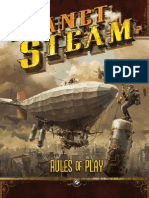 Planet Steam Rulebook