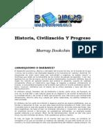Historia, Civilizacion y Progreso
