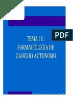 ganglioautonomo
