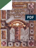 Manual de Psionica Expandido