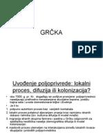GRČKA - pocetni neolitik