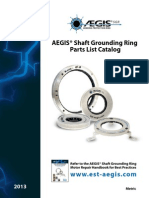 AEGIS Parts List Catalog Metric
