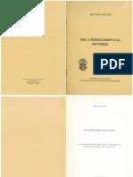 A Redescoberta Da Natureza Miltonsantos1992
