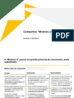 Valuation - Mining Company