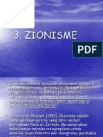 zionisme & sekularisme-babab 2 &3&4