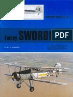 (Warpaint Series No.12) Fairey Swordfish