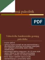 9. Gornji paleolitik